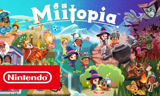 [ANÀLISI] MIITOPIA PER A NINTENDO 3DS