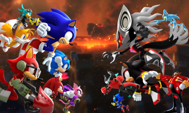 [ANÀLISI] SONIC FORCES PER A NINTENDO SWITCH