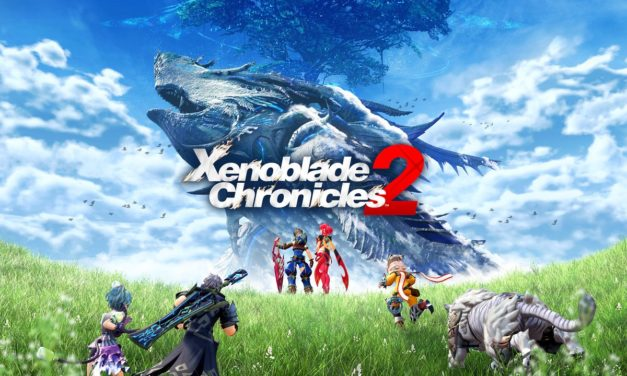 Primeres Impressions Xenoblade Chronicles 2 (Nintendo Switch)