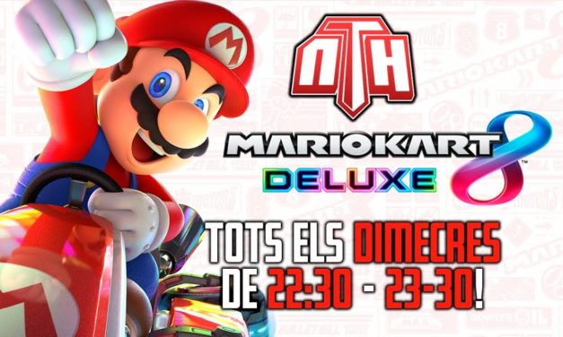 Comunitat al MK8D dia 18 #youtuberscatalans #gaming.cat