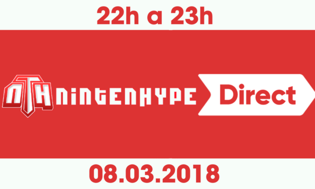 NINTENHYPE DIRECT (08/03/2018)