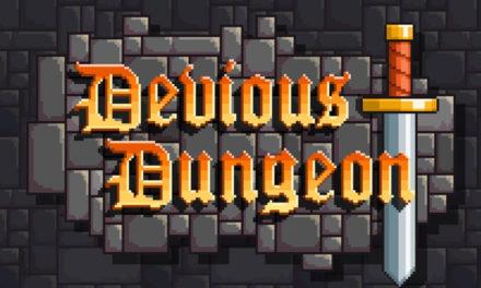 [NOTA DE PREMSA] Devious Dungeon arriba a Nintendo Switch!