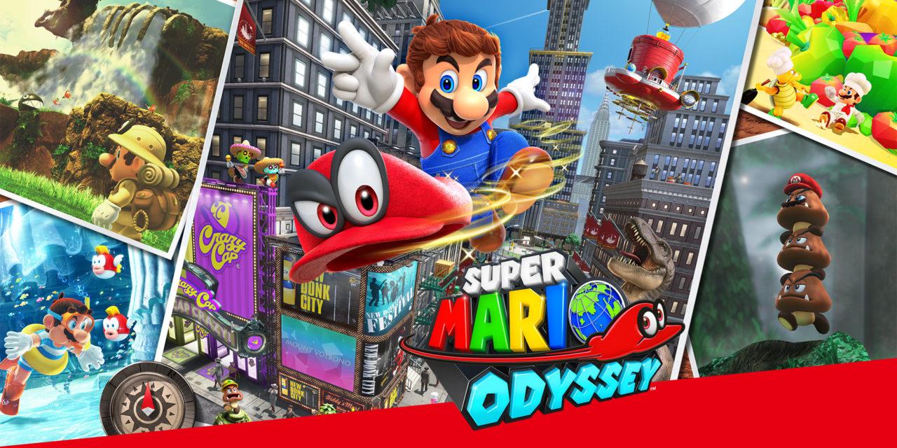 [SORTEIG + GUANYADOR] Guia digital Super Mario Odyssey (Switch)