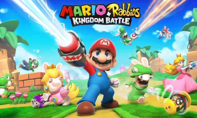 [ANÀLISI] Mario & Rabbids: Kingdom Battle (Switch)