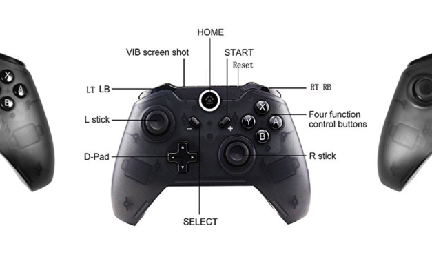 """[ANÀLISI] Pro Controller """"Low Cost"""" (Tutuo)"""