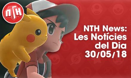 NTHNews Mini: Les notícies del dia (30/05/2018) #Youtuberscatalans