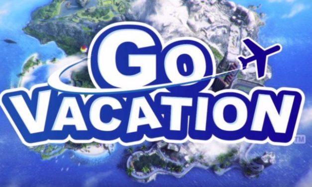 [NOTA DE PREMSA] GO VACATION (Nintendo Switch)