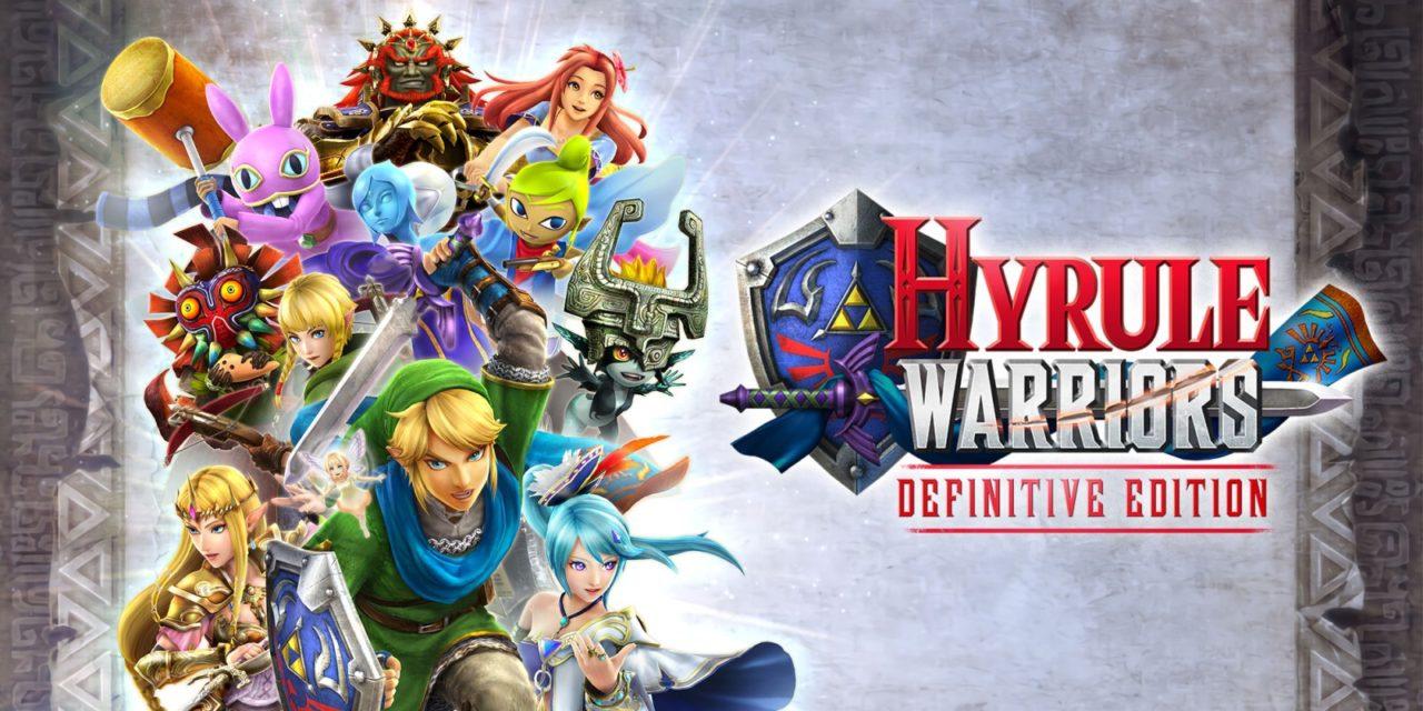 [NOTA DE PREMSA] Hyrule Warriors: Definitive Edition (Switch)