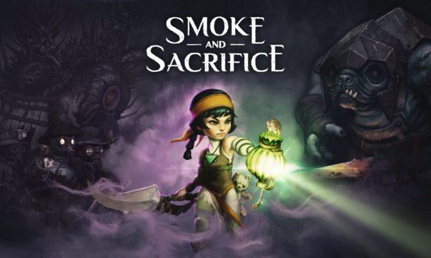 [PRIMERES IMPRESSIONS] Smoke And Sacrifice (Switch)