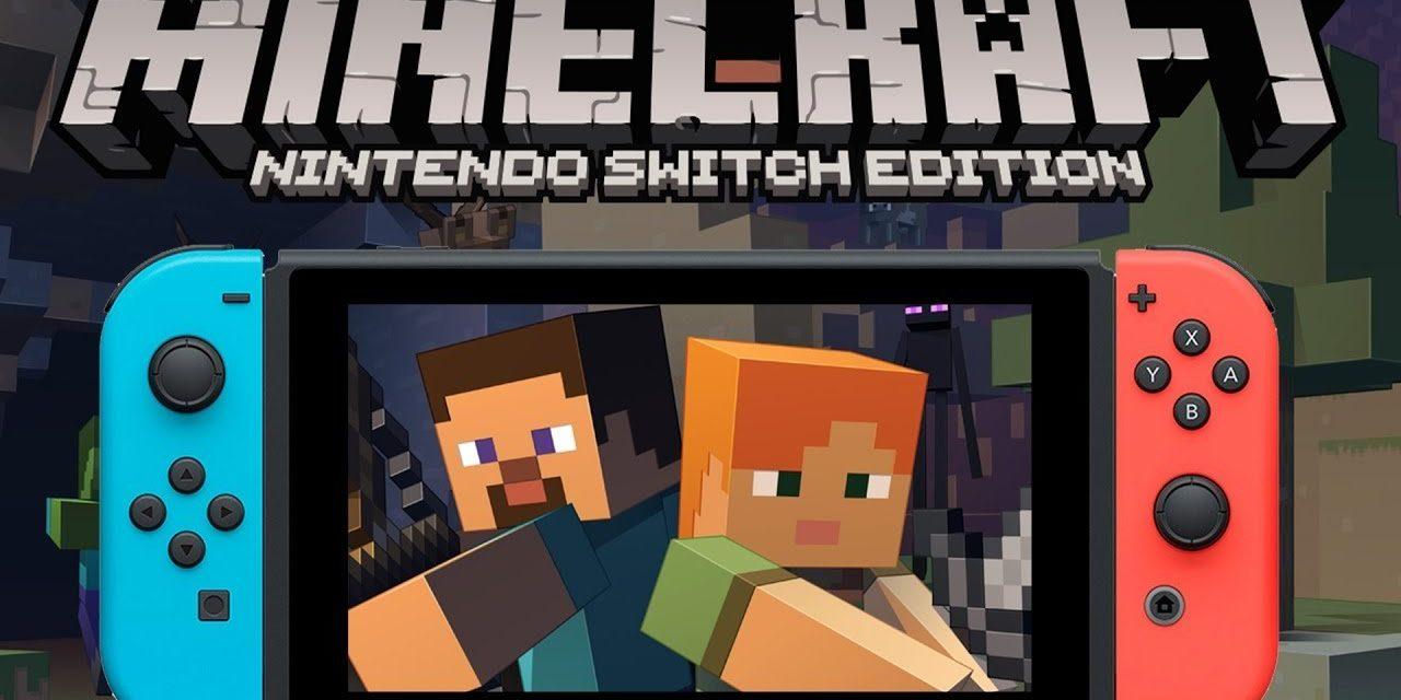 [NOTA DE PREMSA] Minecraft per Nintendo Switch