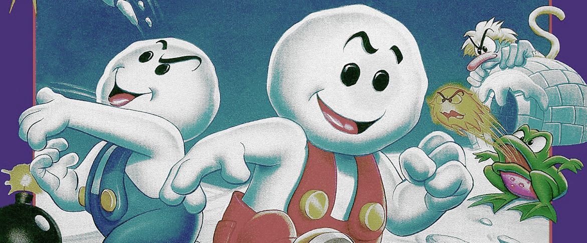 [ANÀLISI]: Snow Bros (Game Boy)