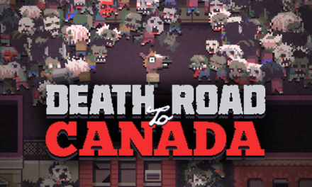 [NOTA DE PREMSA] DEATH ROAD TO CANADA (SWITCH)