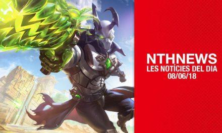 NTHNEWS: LES NOTÍCIES DEL DIA (08/06/18)