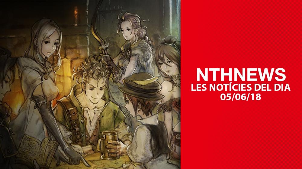 NTHNews: Les notícies del dia (05/06/18)