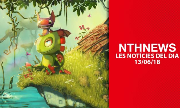 NTHNews: Les notícies del dia (13/06/2018)