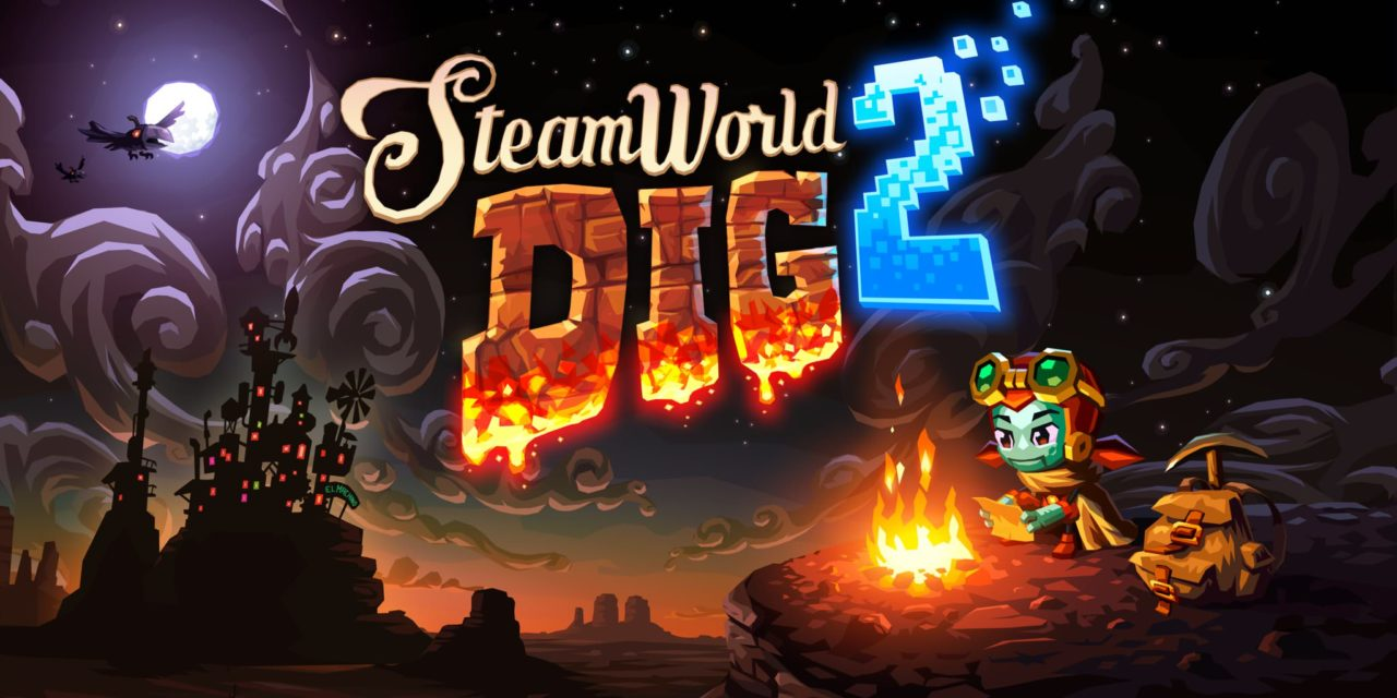 [ANÀLISI] STEAMWORLD DIG 2 (SWITCH)