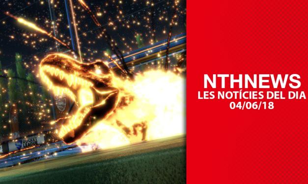 NTHNews: Les notícies del dia (04/06/2018)