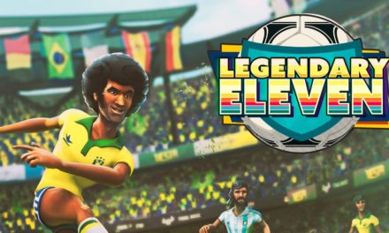 [ANÀLISI] LEGENDARY ELEVEN (SWITCH)