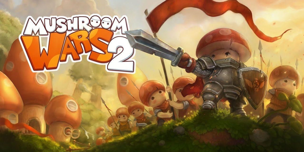 [Sorteig NTH + Resultat] Clau de Mushroom Wars 2 (Nintendo Switch)