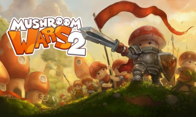 [Sorteig NTH] Clau de Mushroom Wars 2 (Nintendo Switch)