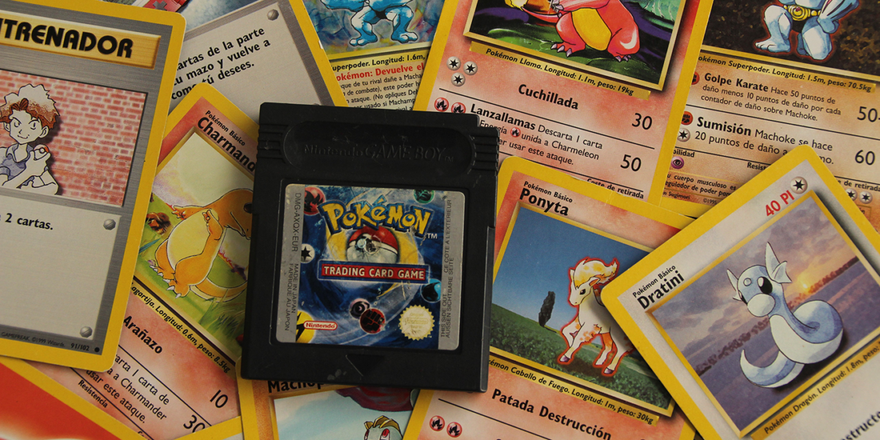 [ANÀLISI] Pokémon Trading Card Game (Game Boy Color)