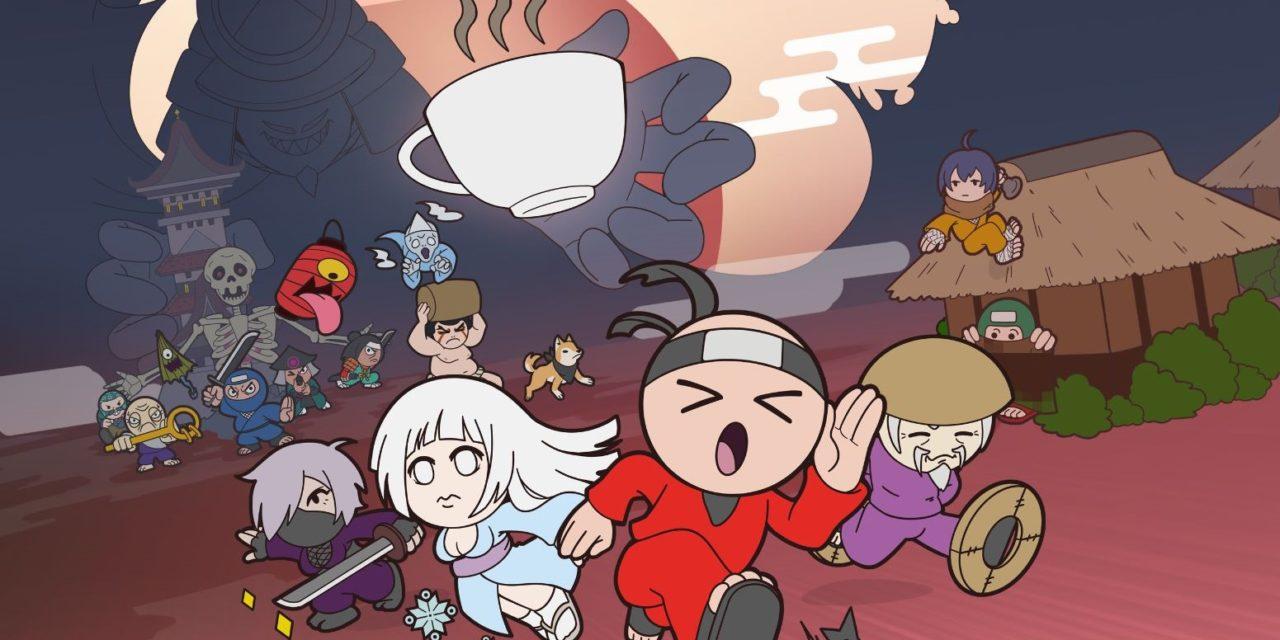 [ANÀLISI] Super Hyperactive Ninja (Nintendo Switch)