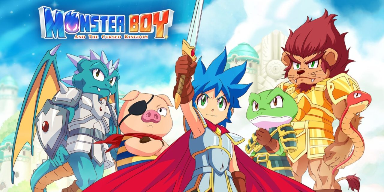 [ANÀLISI] Monster Boy and The Cursed Kingdom (Nintendo Switch)