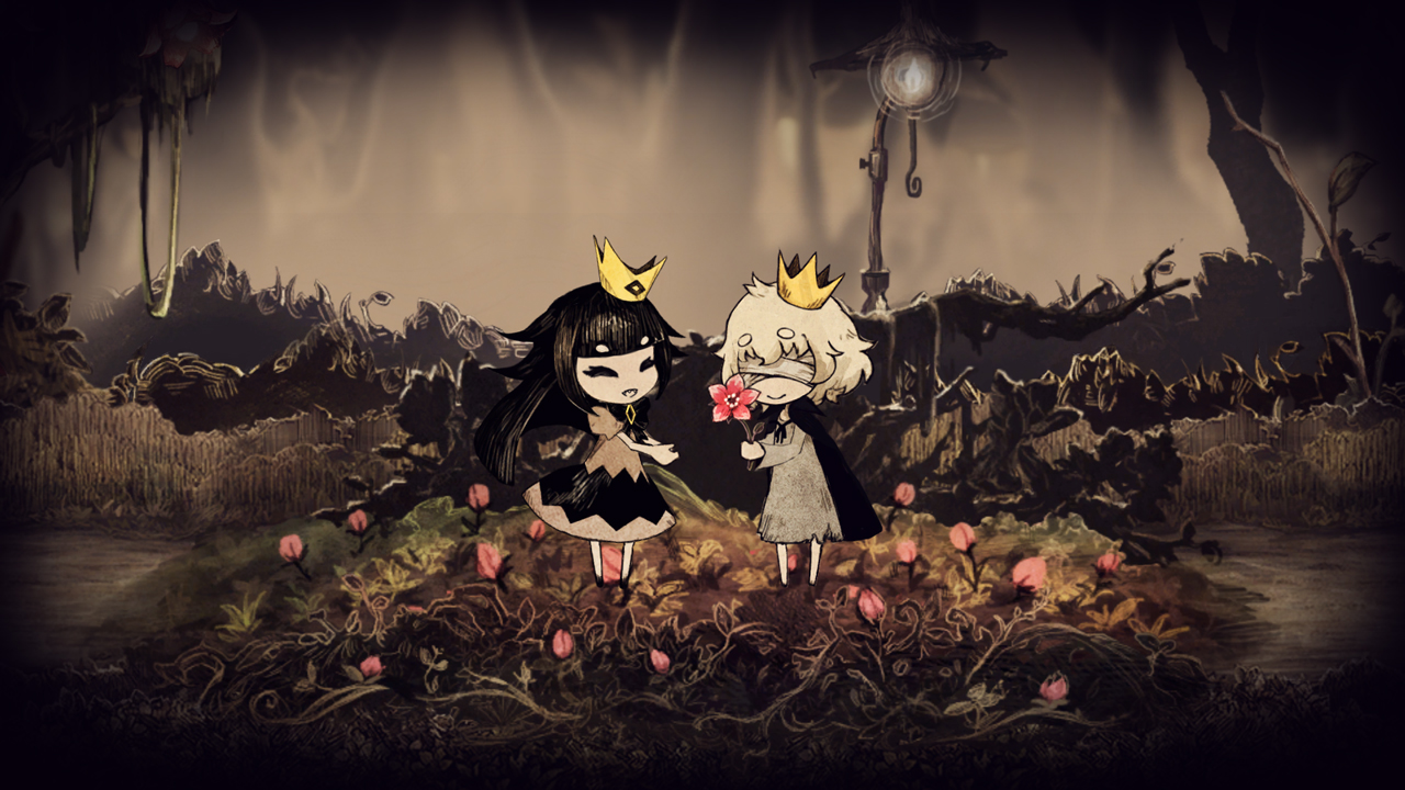 The liar princes and the Blind Prince