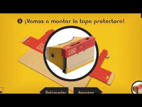 [NTH UNBOXING] Nintendo Labo VR (Nintendo Switch)