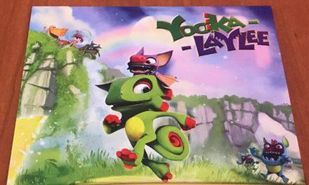 [NTH UNBOXING] Edició limitada Yooka Laylee de Limited Run Games (Nintendo Switch)