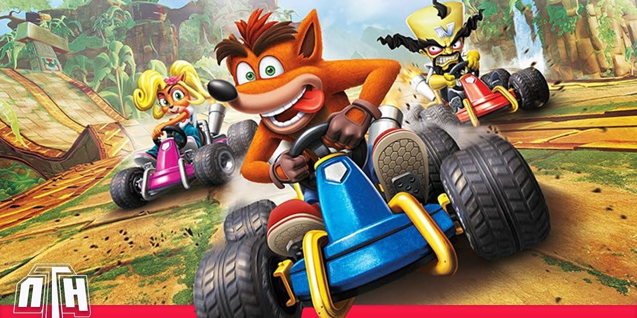 [PRIMERES IMPRESSIONS] Crash Team Racing: Nitro Fueled (Nintendo Switch)