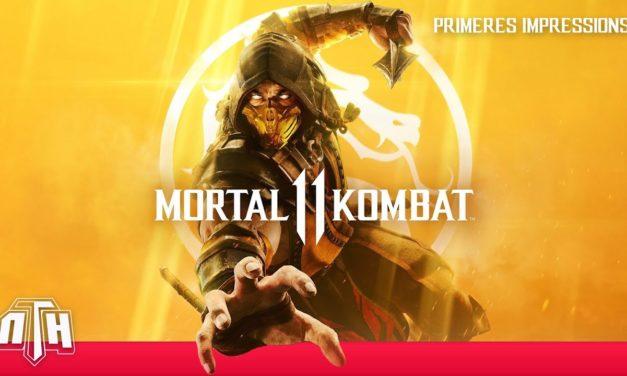 [PRIMERES IMPRESSIONS] Mortal Kombat 11 (Nintendo Switch)