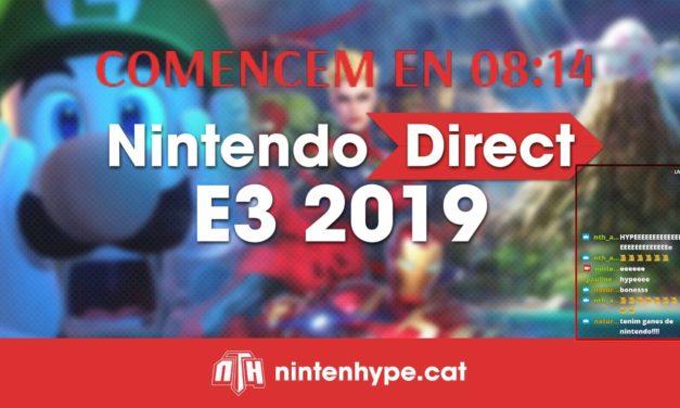 [NTH] HypeCast: Nintendo Direct E3 2019