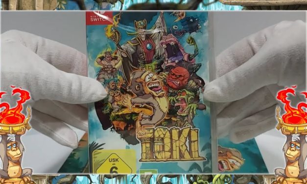 [NTH Unboxing] Toki: Retrocollector Edition (Nintendo Switch)