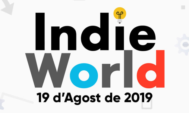 [NTH] Indie World 19/08/2019