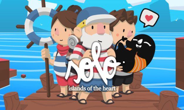 [NindiesHype] Solo:IslandsoftheHeart (Nintendo Switch)