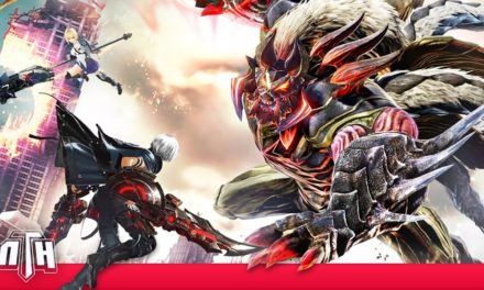 [PRIMERES IMPRESSIONS] God Eater 3 (Nintendo Switch)