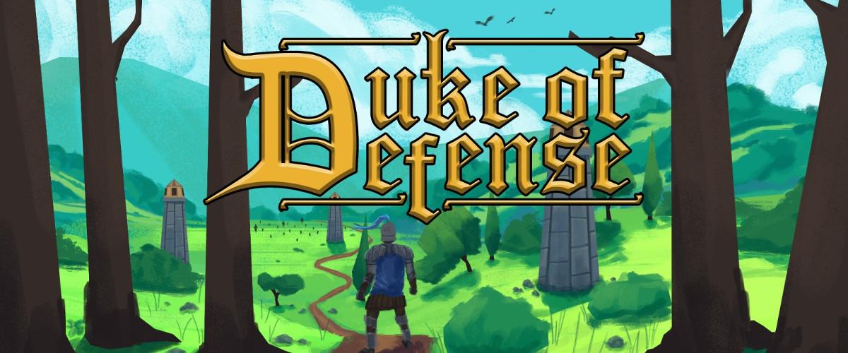 [NindiesHype] Duke of Defense (Nintendo Switch)