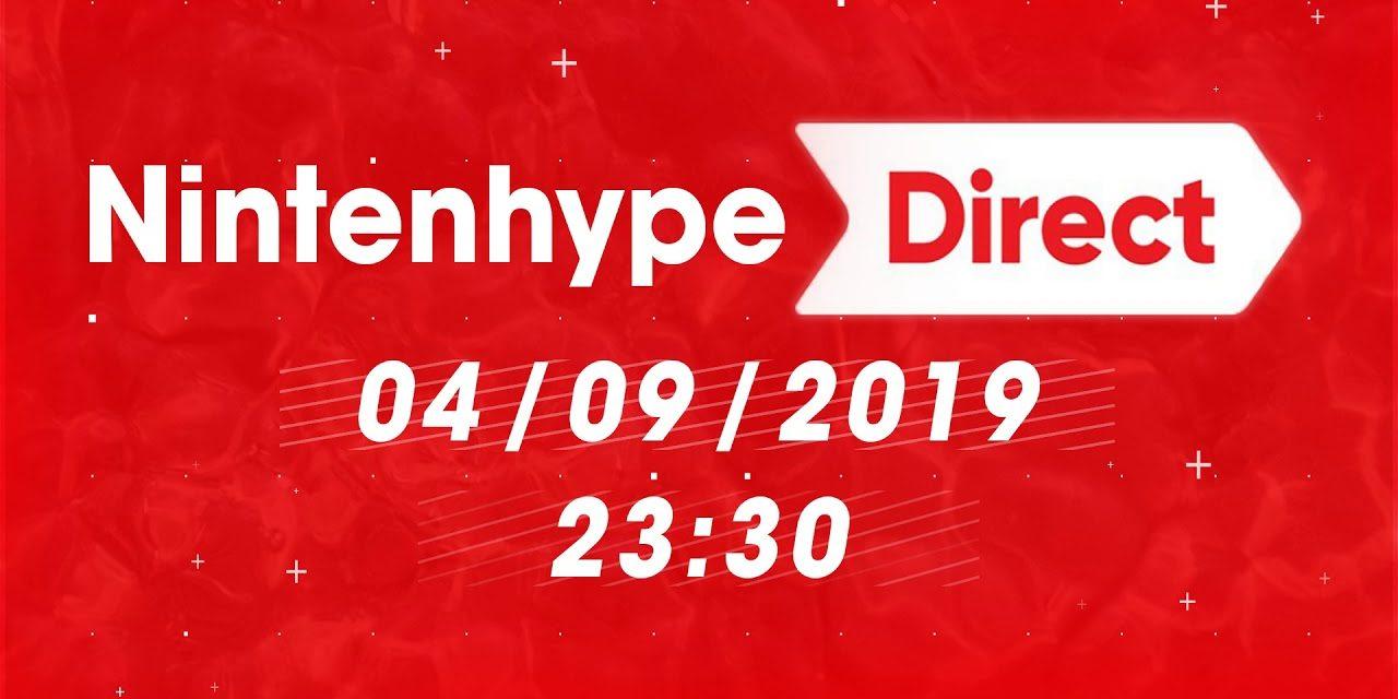 [NTH] Nintenhype Direct (04/09/2019)