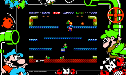 Review de Mario Bros Arcade