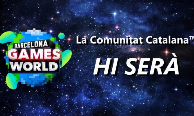 Comunitat Catalana al Barcelona Games World