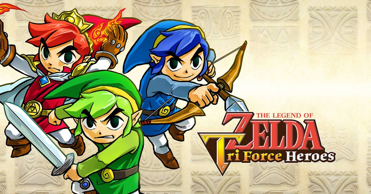 Adeu al Tri Force Heroes