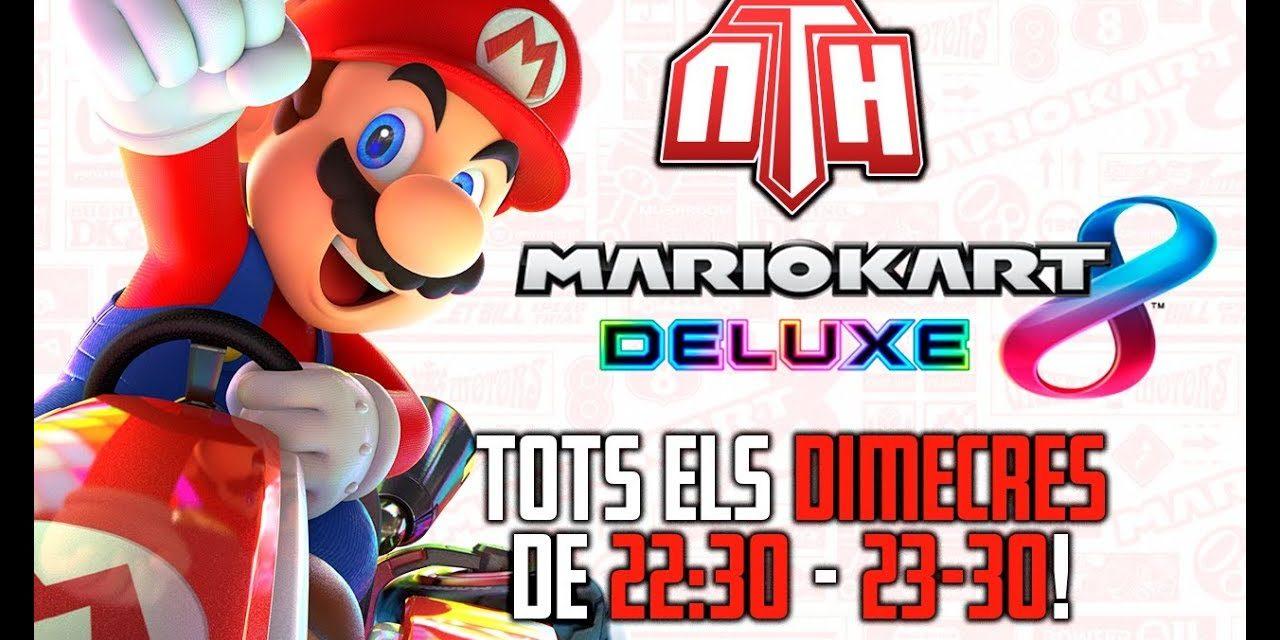 Comunitat al MK8D dia 21 #youtuberscatalans #gaming.cat