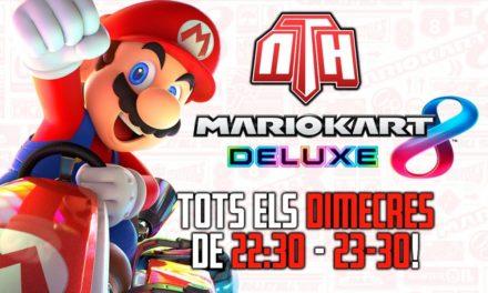 Comunitat al MK8D dia 22 #youtuberscatalans #gaming.cat
