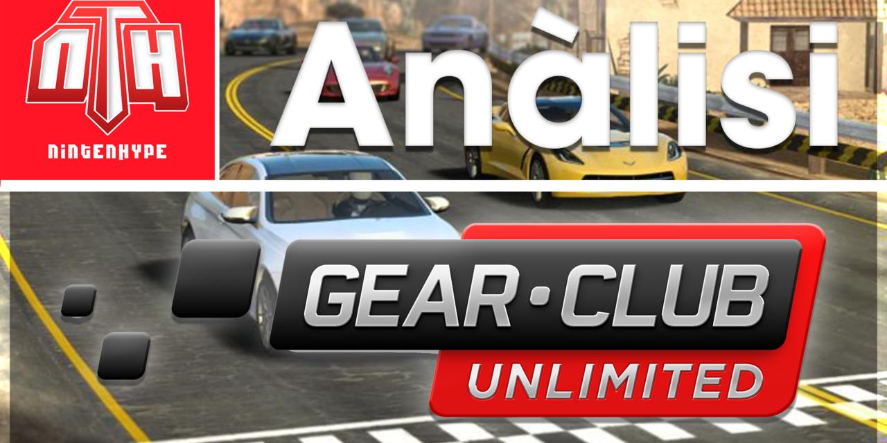 [ANÀLISI] Gear.Club Unlimited (Switch)