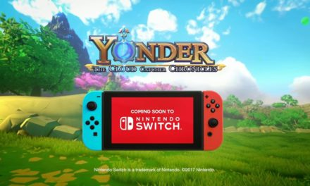 NOTA DE PREMSA: Yonder The Cloud Catcher Chronicles