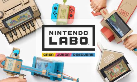[NintEnquesta] Nintendo Labo: què en penseu? #1 (Resultat)