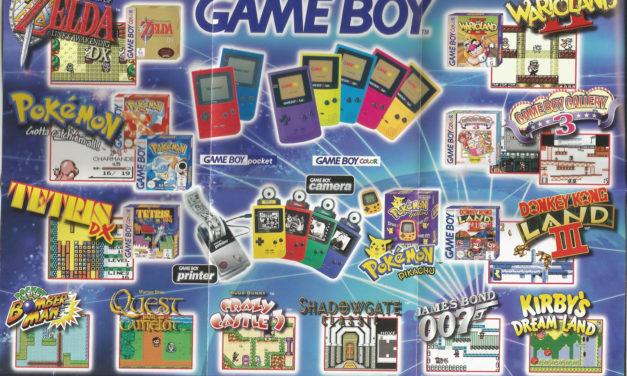 [RETRO-ANÀLISI]: Game Boy + Perifèrics