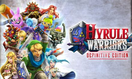 [NOTA DE PREMSA] Hyrule Warriors: Definitive Edition (Switch)