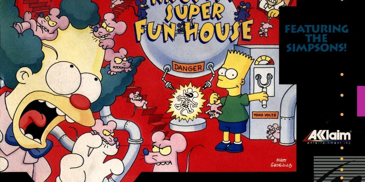 [RETRO-ANÀLISI]: Krusty's Super Fun House (SNES)